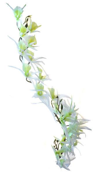 Орхидея белая Top Art Studio, производство Франция.
