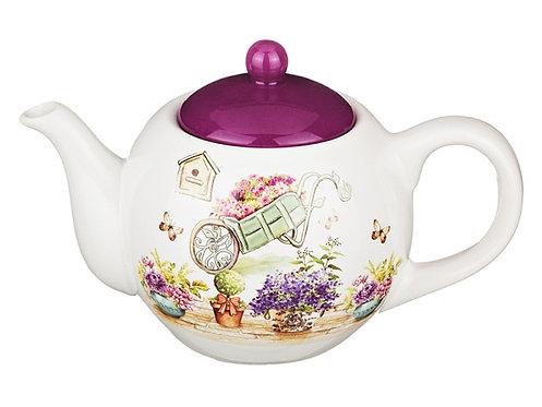 Заварочный чайник 900мл., 358-769