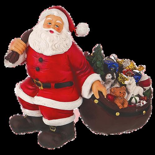 "Фигурка ""Санта"", конфетница."