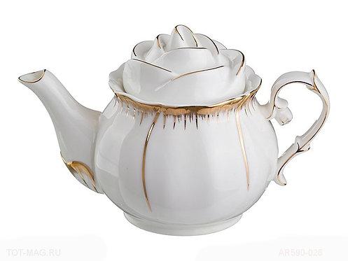 """Заварочный чайник """"Цветочная симфония"""", 590-026"""