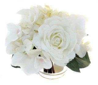 Букет розы и гортензии, Top Art Studio