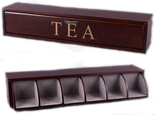 Шкатулка для чая, 453-010