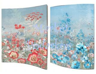 "Картина ""Цветочная элегия"", пара Top Art Studio, производство Франция."