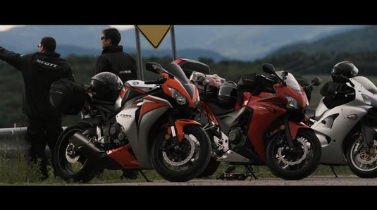 Motorcycle diaries - Charlevoix 2017 (Quebec Edition)
