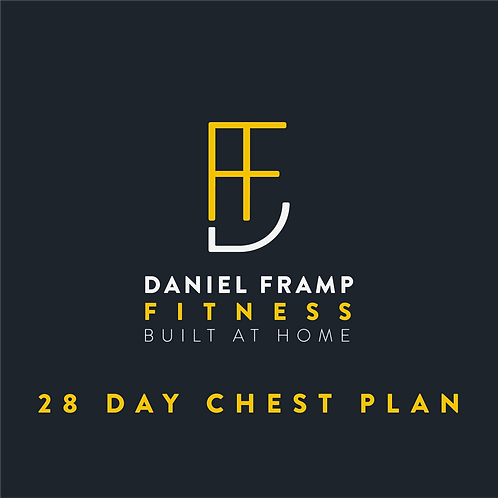 The 28 Day Chest Plan