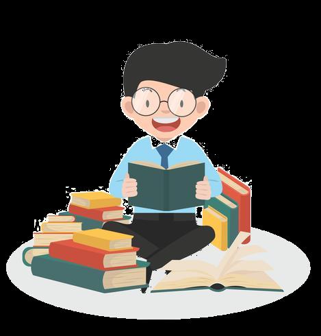 Garçon avec des livres.png