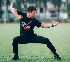 fitline_Master Wushu Ho-Ro-Bin