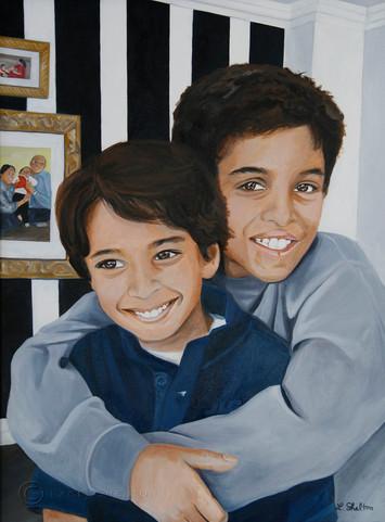 Brandon & Ryan