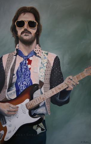 Clapton-Yeah man...