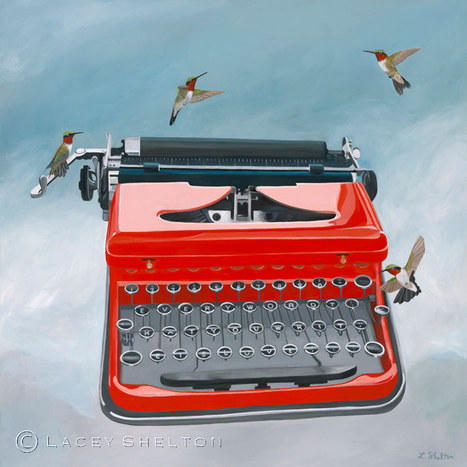 Every Word You Write is Love