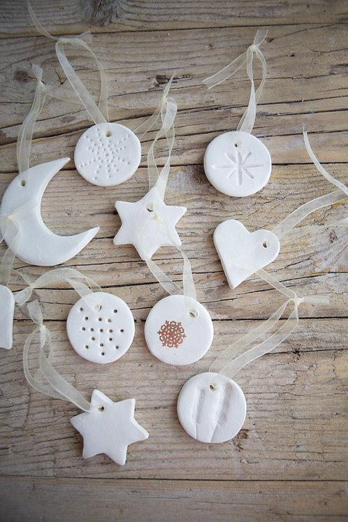 Kit décoration sapin de Noël