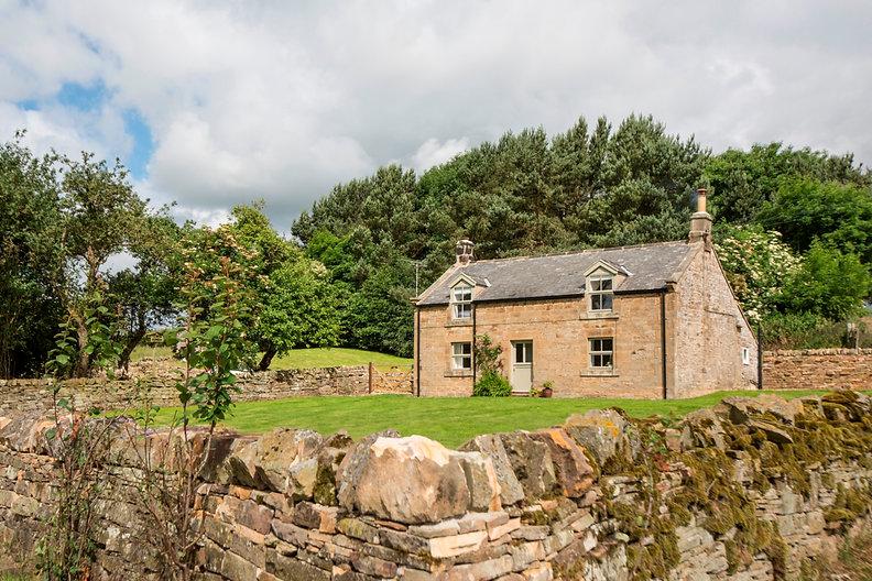 Holiday Cottage Belsay Northumberland