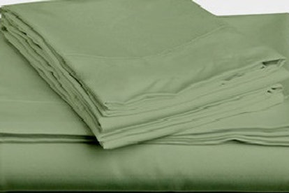 Green Bamboo Sheet Set - King
