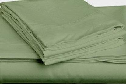 Green Bamboo Sheet Set - Queen