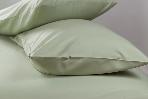 Bamboo Breeze Sheets - Light Green Queen