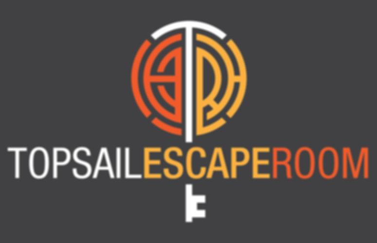 Topsail Escape Room Logo