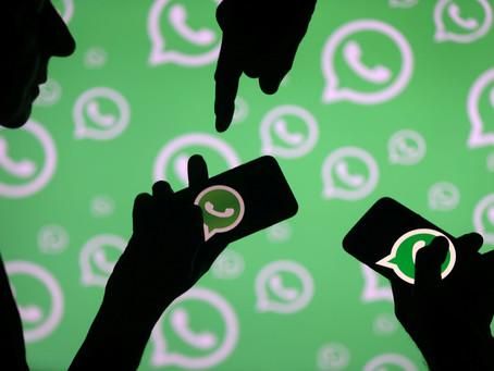 Homem se revolta após ser excluído de grupo do WhatsApp e registra BO