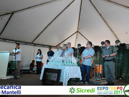 Site Portela Online é homenageado pelo município durante Expotenpo 2017