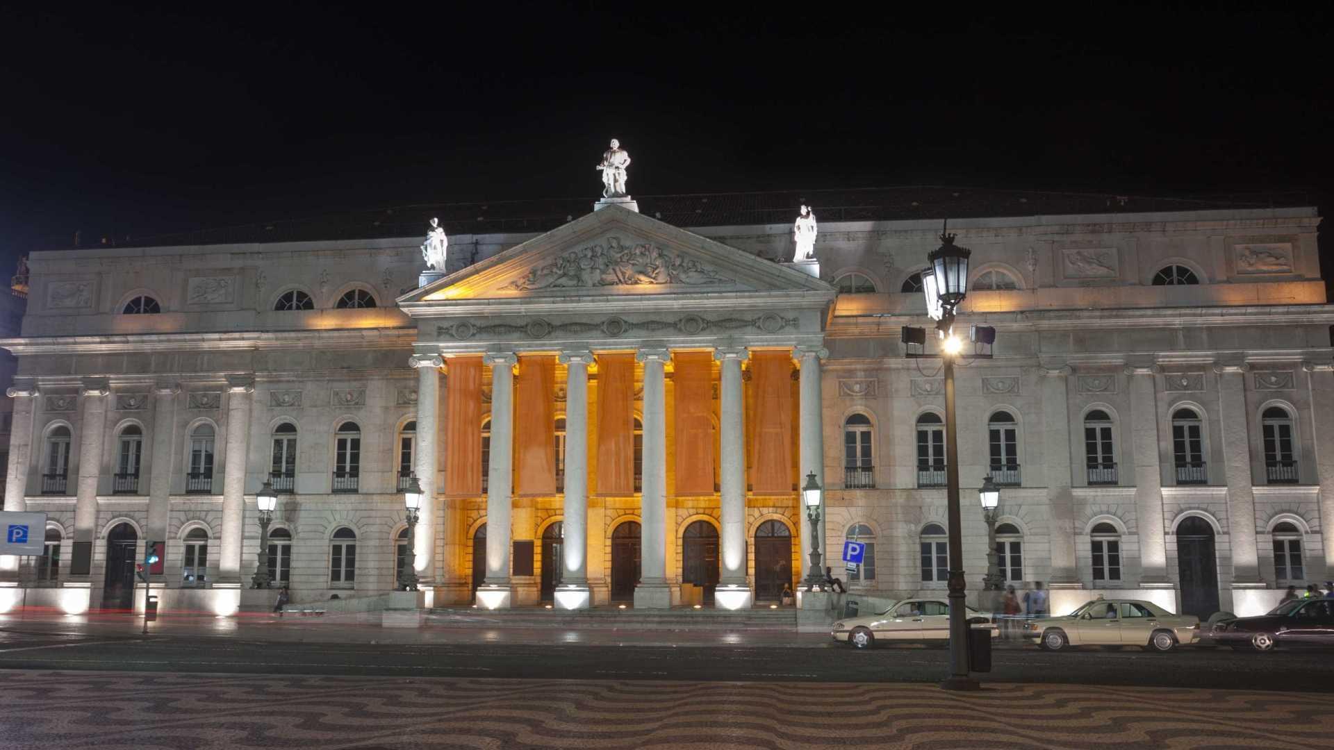 Teatro Nacional D.MariaII
