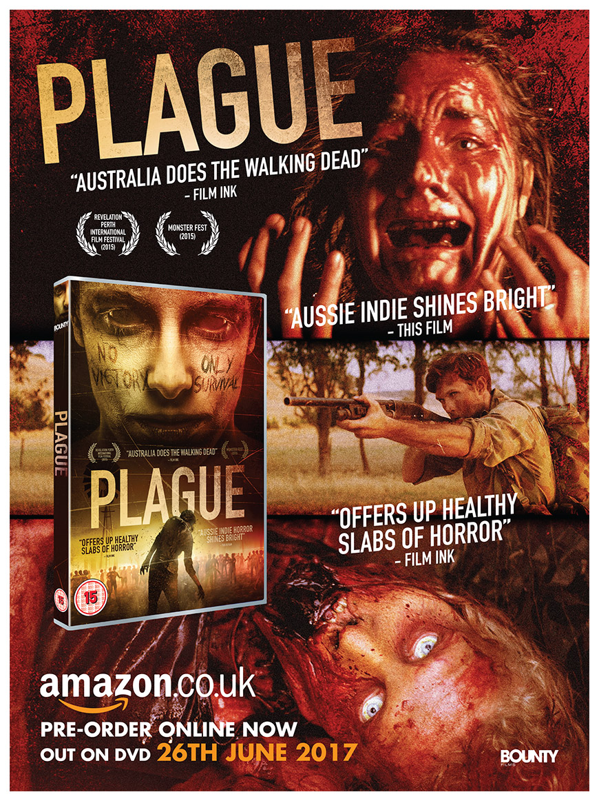 PLAGUE Starburst magazine