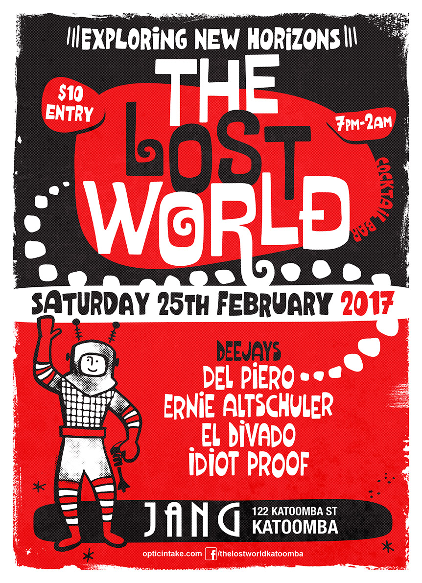 Lost World Feb 2017