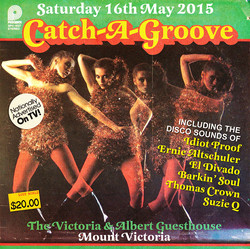 Catch a Groove yuletide Disco med