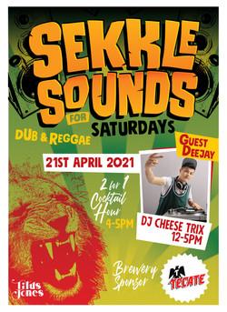 Sekkle Sounds poster