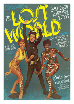 THE LOST WORLD Jan 2019 e