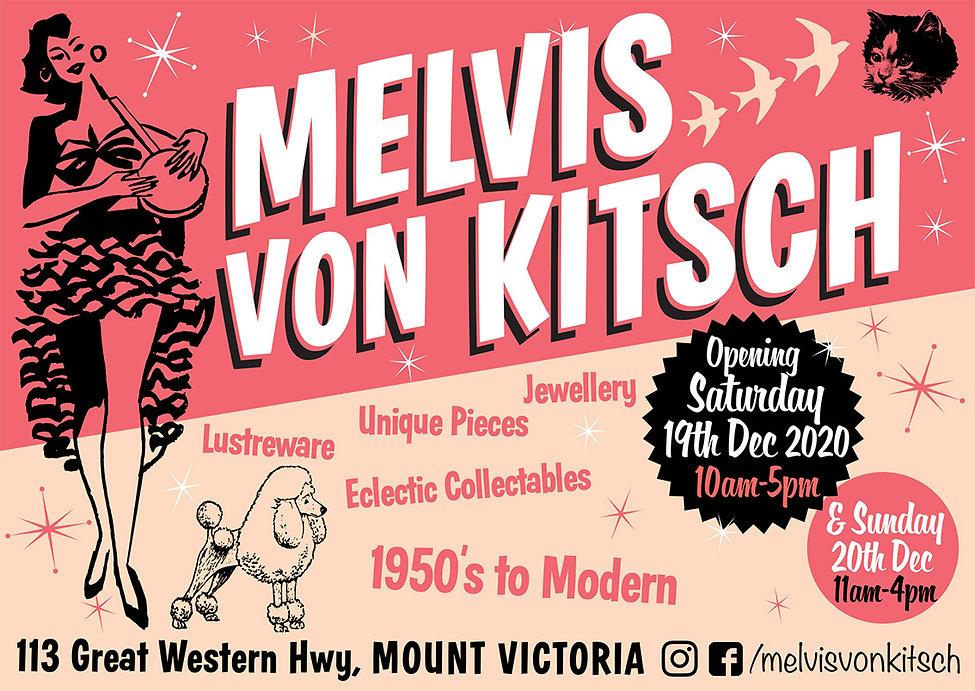 Melvis Von Kitsch A6 flyer e.jpg