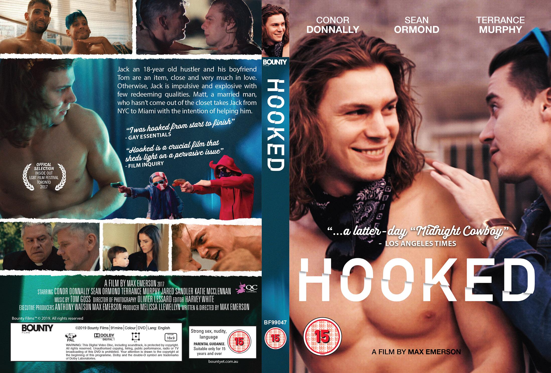 BF99047 HOOKED UK DVD