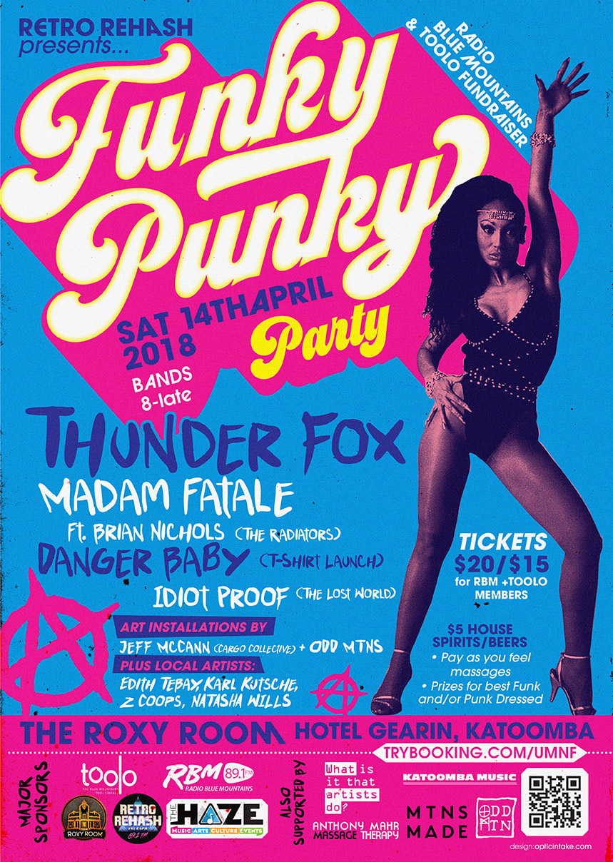 FUNKY PUNKY PARTY e