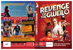 REVENGE OF THE GWEILO DVD e