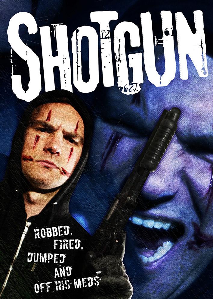 Shotgun film poster