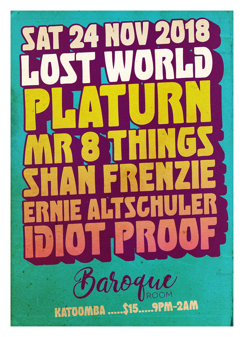 PLATURN LW poster 1