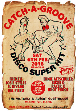 Catch A Groove Super Disco2
