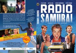 Radio Samurai DVD wraparound Amazon upda