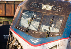 Amtrak or Septa Crashes
