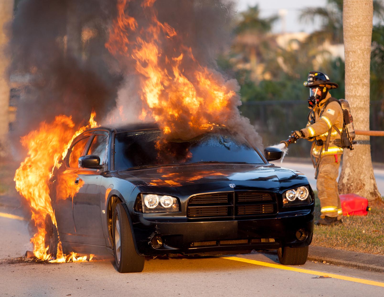 Explosion & Burn Injuries