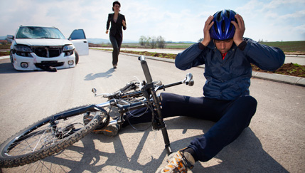 Pedestrian & Bicycling Injuries
