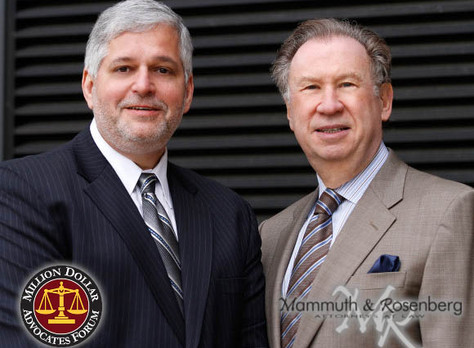 Background Behind Mammuth & Rosenberg
