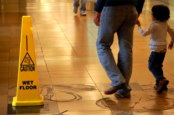Public Places Slip & Fall Attorneys