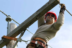 Electric Line Worker