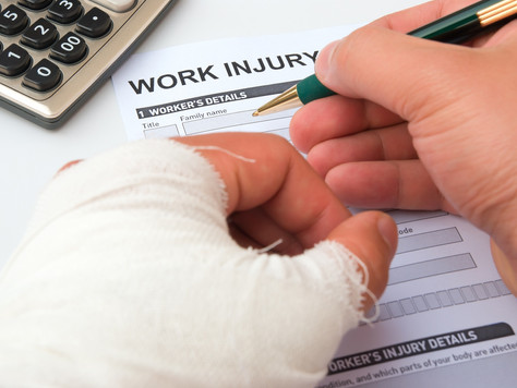 Were you injured on public property — or at your job?