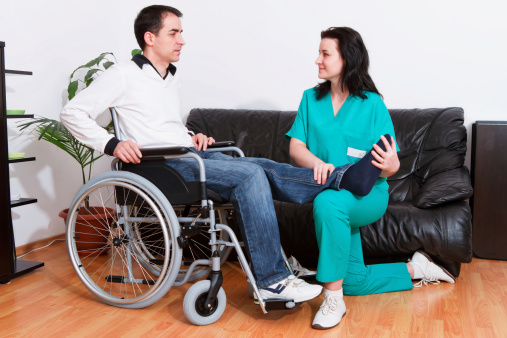 Quadriplegic & Paraplegic Injuries