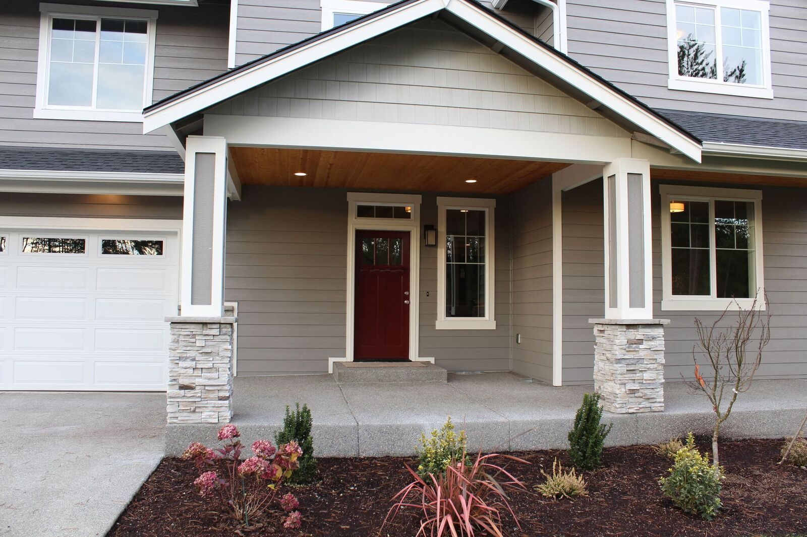 Home Exterior Front Porch