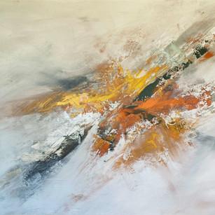 Mesmerized | 36x24 | Acrylic on Canvas