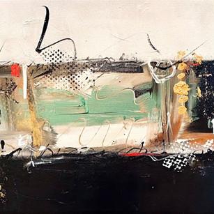 Intrigue | 16x20 | Acrylic