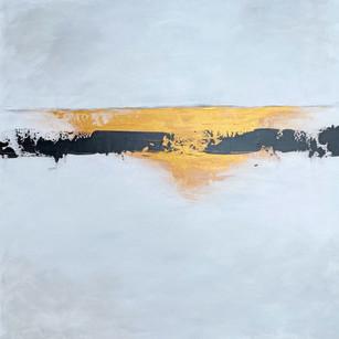 Quiet | 36x36 | Acrylic on Canvas