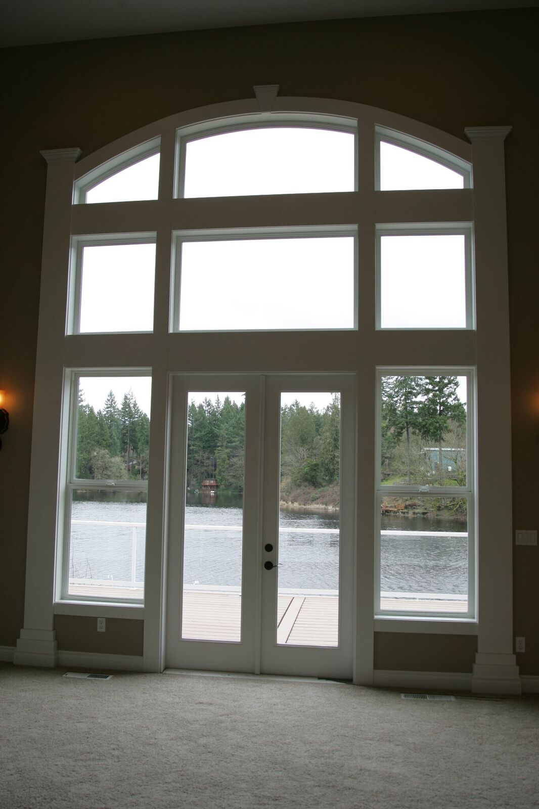 Great Room Windows