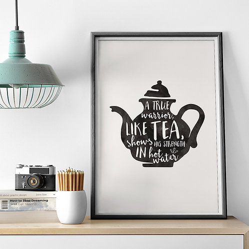 WARRIOR TEA